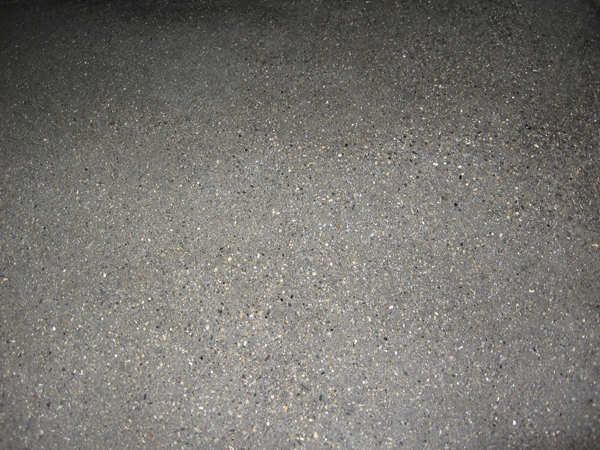 Here, Pea Gravel Was Used As The Aggregate To Give The Countertop A More  Natural Look And Feel.
